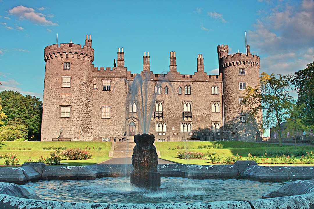 Kilkenny Castle Evening Shot – 27/Project 52