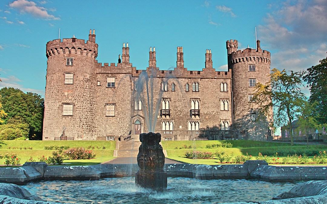 Kilkenny Castle Evening Shot – 27/Project 52