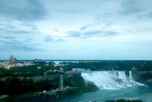 Niagara Falls Timelapse