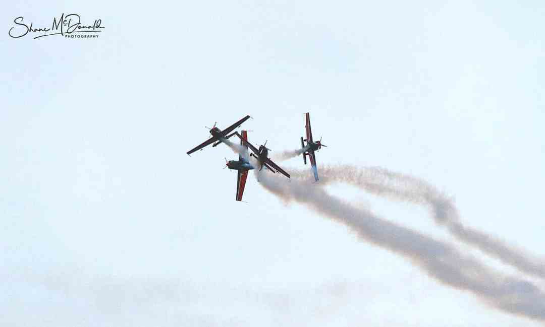 Bray Air Show 2017 - Event Photography