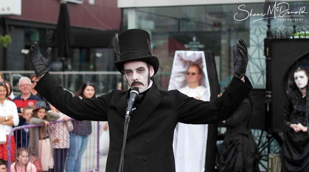 Morbid and Sons, Spraoi Festival - Event Photography