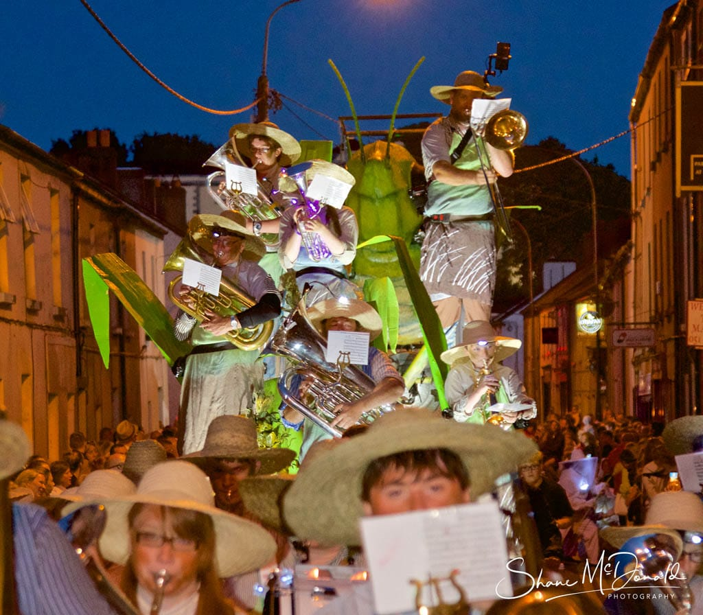 The Locust and Band - Spraoi Parade 2018