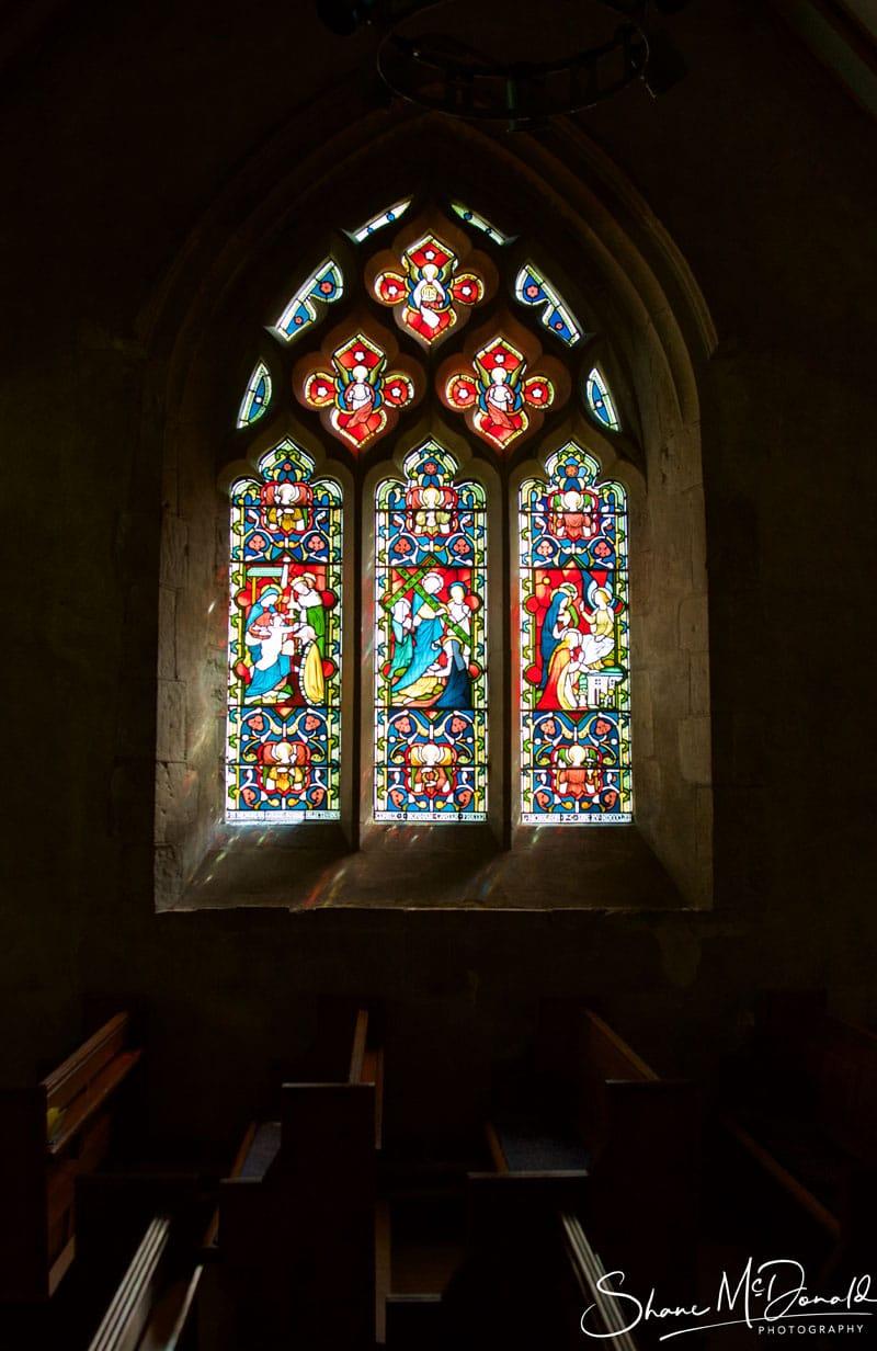 Buriton Church, St Mary the Virgin - Inside