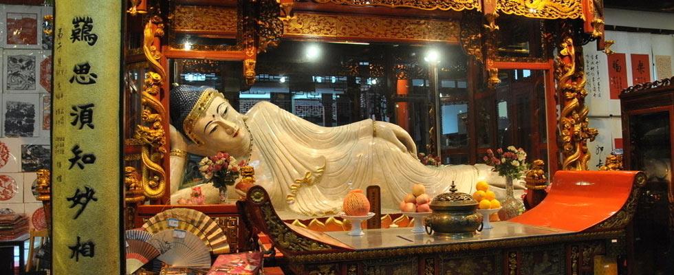 Shanghai Attractions: Jade Buddha Temple