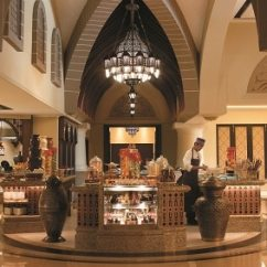 Living Room Restaurant Abu Dhabi Country Decor Sofra Bld International Shangri La Hotel Qaryat Al Authentic Dining In A Space Where Arabia Meets Asia Wander Through The Souq Style Chefs Showcase Cuisine From Their Ancestral Homes