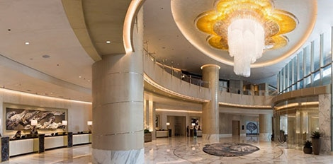 Shangri La At The Fort Manila Comes Alive In The Epicentre