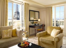 Hotel In Paris - Luxury 5 Star Shangri-la