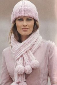 Women's Winter Scarf and Neck Warmers