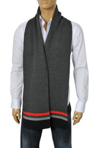 Gucci Men Scarves | Shanila's Corner