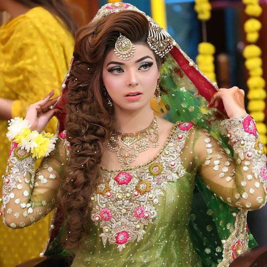 Bridal Mehndi Makeup 2017 Shanilas Corner