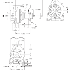 Centrifugal Pump Mechanical Seal Diagram Domestic Wiring Diagrams Allweiler® Ntt Series Thermal Fluid Pumps And Replacement Parts