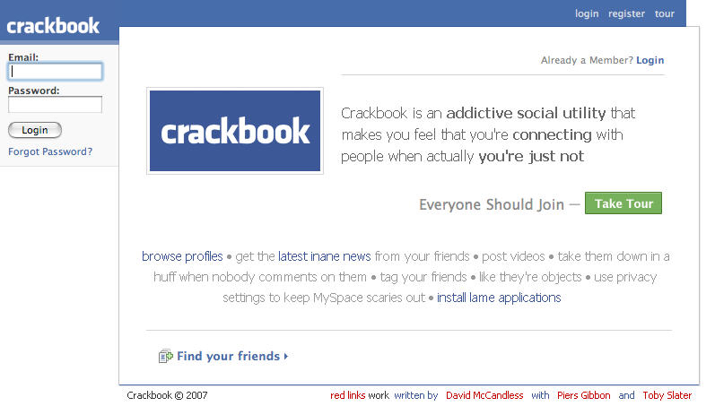 Just One More Hit Off CrackBook