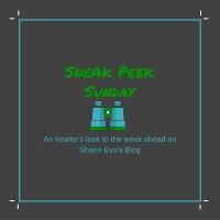 Sneak Peek Sunday, Volume 5