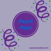 Party Prep in 5 easy steps