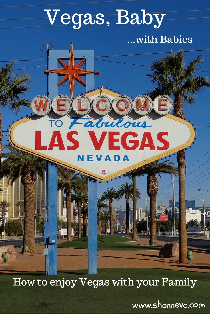 Vegas with kids