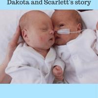 Fight TTTS; Dakota and Scarlett's Story