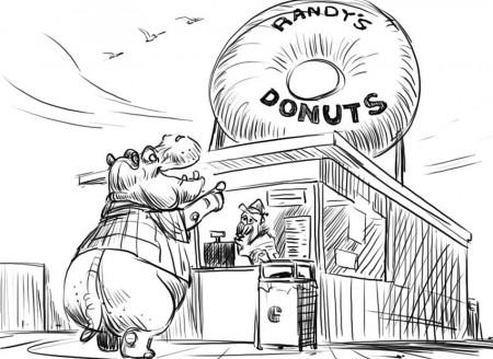 DAVID DERRICK: Children's Book Illustrator, Author