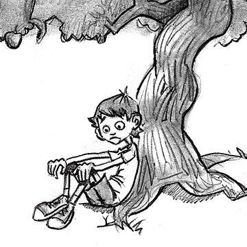MATT LOVERIDGE: Children's Book Illustrator, Traditional