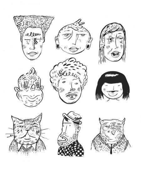 JULIANA NEUFELD: Illustration, Editorial Artist, Children
