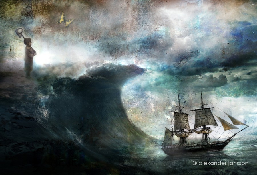 ALEXANDER JANSSON Childrens Book Illustrator Fantasy Illustration Editorial Illustration