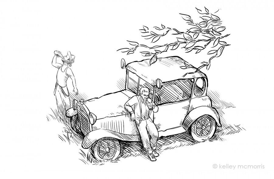 KELLEY MCMORRIS: Illustrator