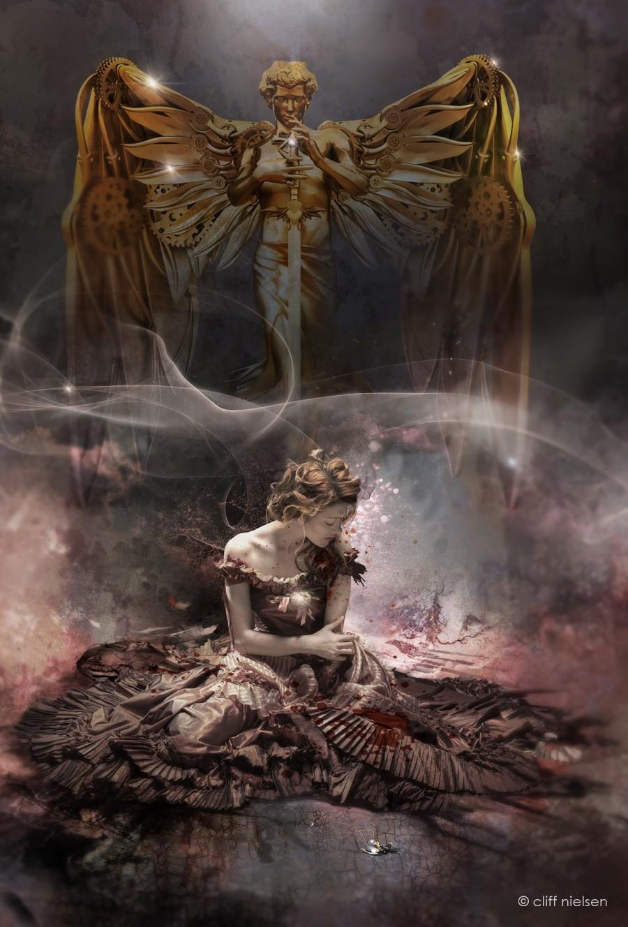 CLIFF NIELSEN Scifi and Fantasy Illustrator Graphic Novel Artist Designer