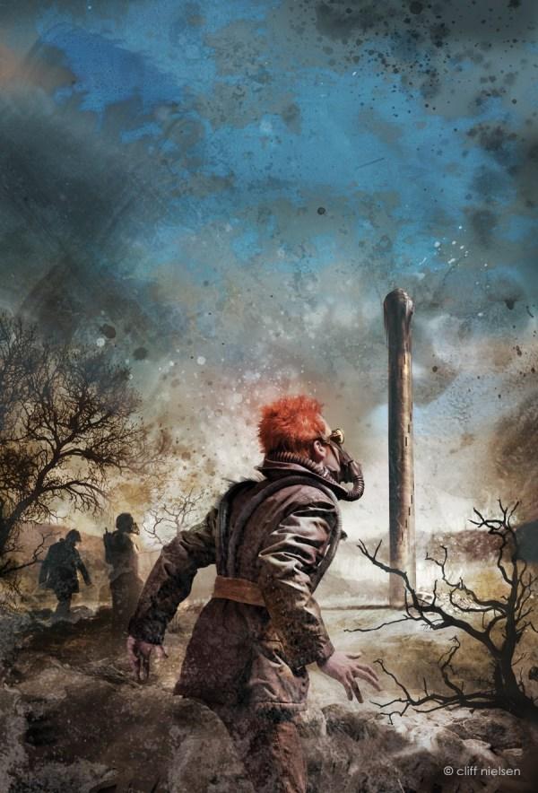 Cliff Nielsen Sci-fi And Fantasy Illustrator Graphic