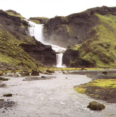 Yep, another waterfall...