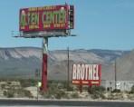 Brothel Hot Sauce??? Oh Nevada.