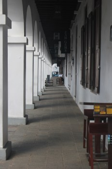 Galle, which is a beautiful Dutch colonial town