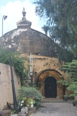 Old church in Galle