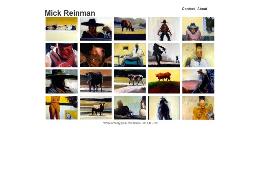Mick Reinman Coybows