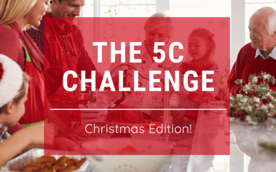 The Five C {Chrismtmas} Challenge