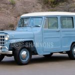 Willys Overland 4x2 Station Wagon Rhd Auctions Lot 21 Shannons