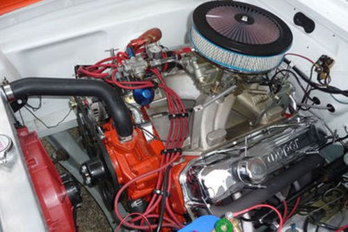 small resolution of plymouth belvedere ed miller drag car replica lhd
