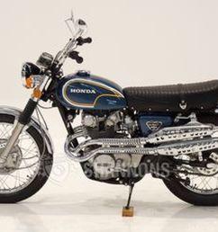 honda cl450 scrambler dohc motorcycle [ 1600 x 1066 Pixel ]