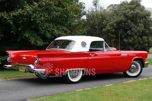 small resolution of ford thunderbird convertible lhd