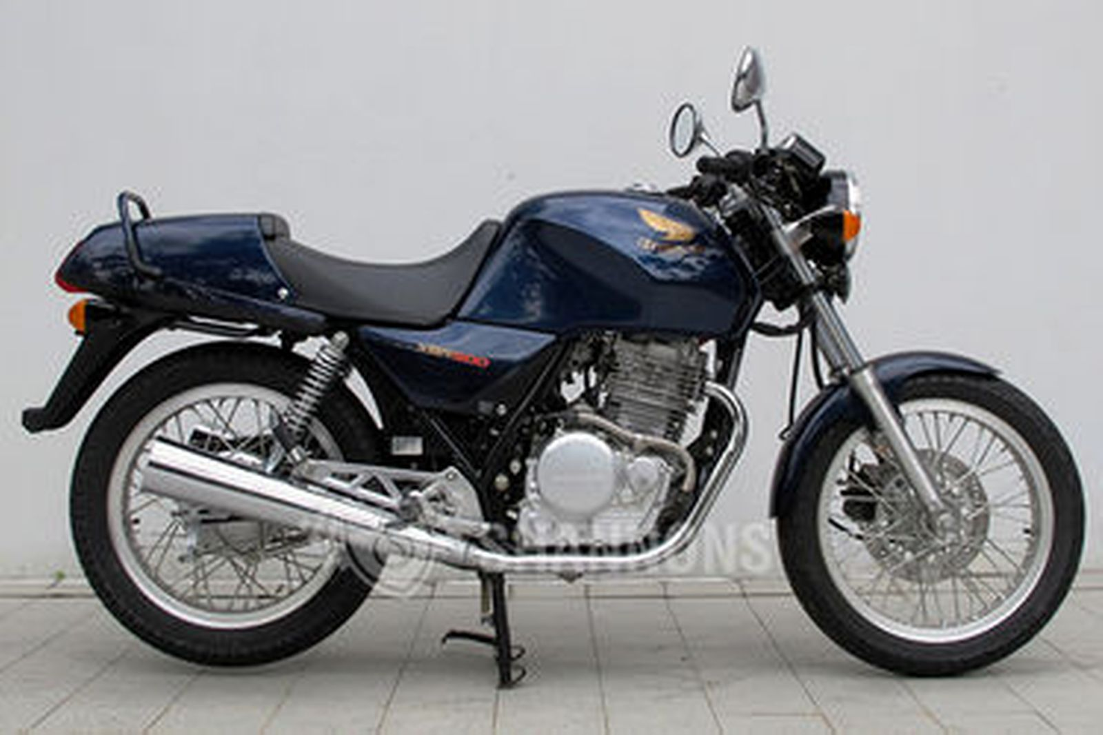 hight resolution of honda xbr 500 motorcycle