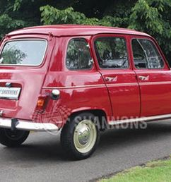 renault 4 wagon [ 1600 x 1066 Pixel ]