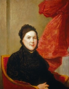 James Frothingham (American artist, 1786–1864) Catharine Littlefield Greene Miller b