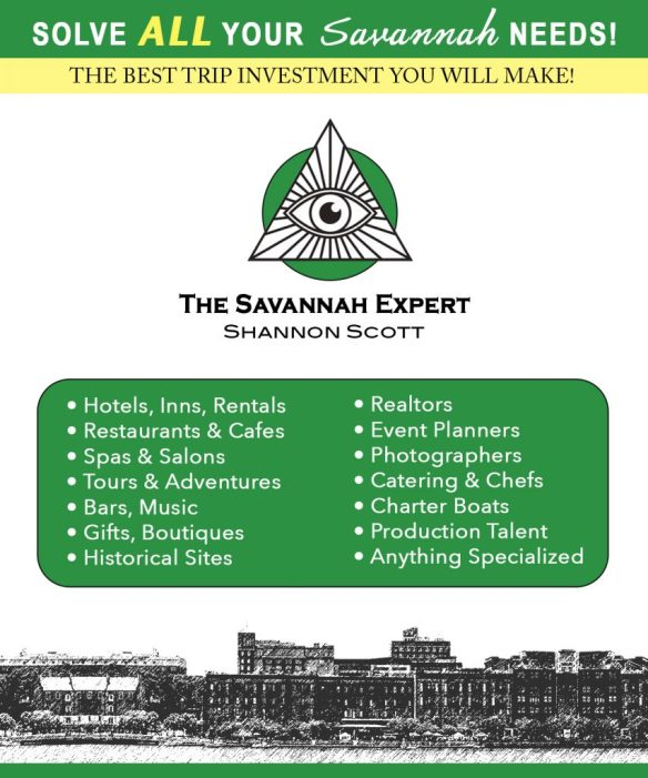 Ask the Savannah Expert!