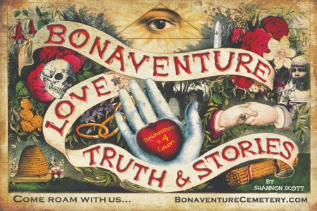 Bonaventure Love, Truth & Stories Poster 18 x 24