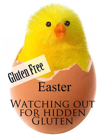 Gluten Free Easter- What To Watch Out For