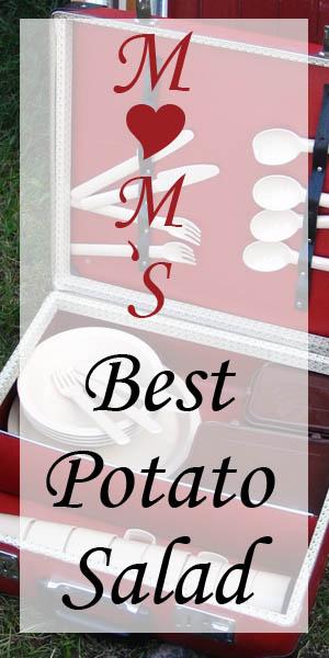 Mom's Best Potato Salad – My Kids favorite