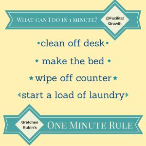 1 Minute Rule