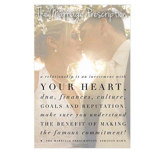 Shanon-Dawn-The-Marriage-Prescription-Book-Cover