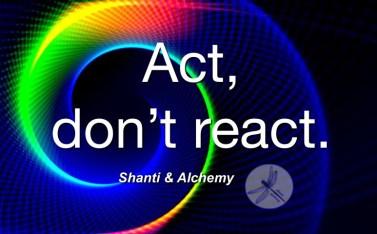 shanti alchemy - azione - cambiamento