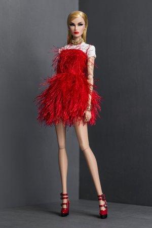 Flamingo (Scarlet)