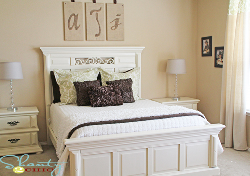 Painting Bedroom Furniture - Shanty 2 Chic