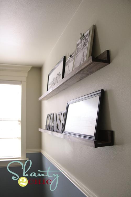 Shelves Anyone Can Build